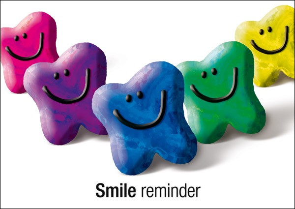Smile reminder