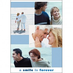 a smile is forever