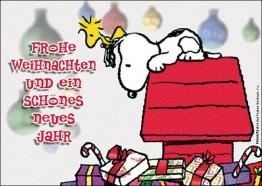 Frohes Weihnachtsfest und ...