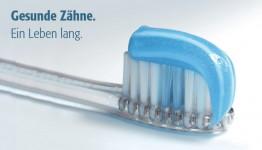 Gesunde Zähne. Ein Leben ...