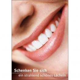 lächeln ist schön