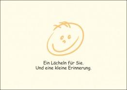 Smile - Ein Lächeln für Sie.