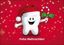 Denti Frohe Weihnachten