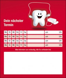 Denti mit Zahnseide - DU-Version