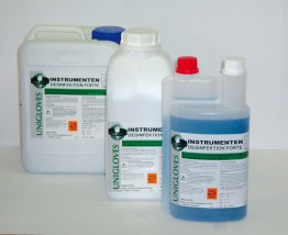 Unigloves Instrumentendesinfektion Forte Plus