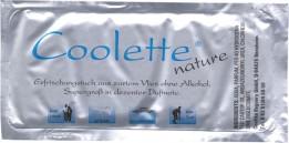 Erfrischungstücher aus Vlies von Coolike