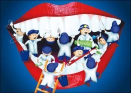 Zahn-Renovierung