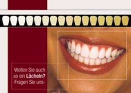 Wollen Sie auch so ein Lächeln?