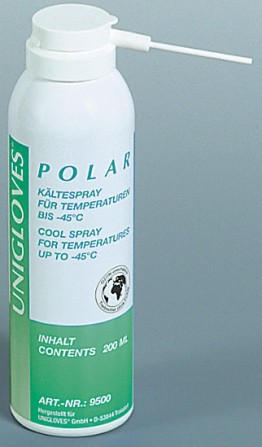 POLAR Kältespray Mint