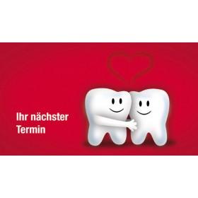 Denti-Pärchen mit Herz
