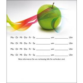 Apfel mit Band
